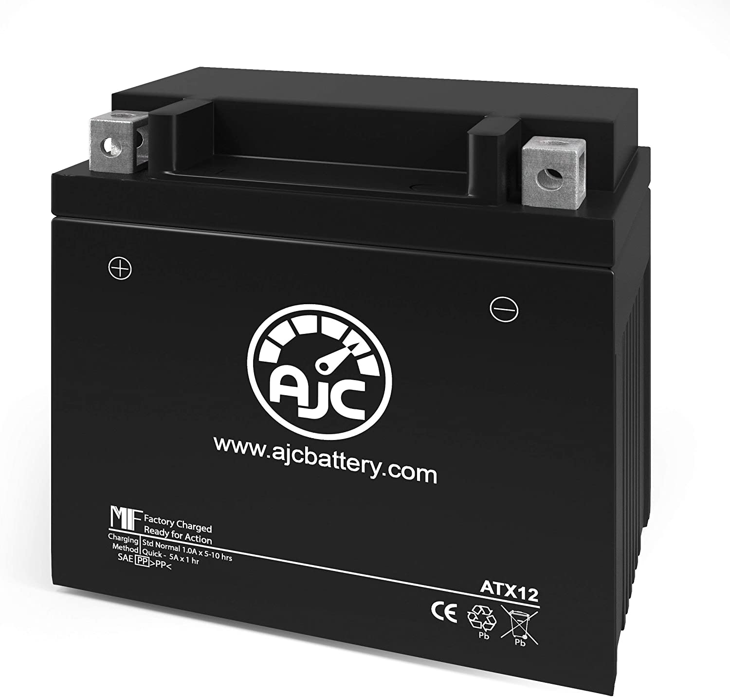 Can-Am DS250 250CC ATV Replacement Battery Award This A is - an 2006 Max 60% OFF