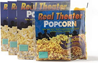 Wabash Valley Farms All Inclusive Popping Kits - Real Theater Popcorn - 5 Kit - 3 Pack