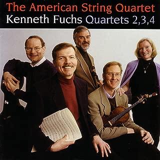 Quartets 2, 3, 4