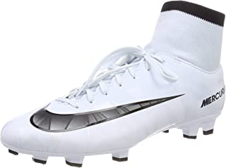 618355dc4 Nike Mercurial Victory Vi Cr7 Df Fg Grey Football Shoes for Men ...
