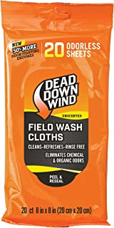 Dead Down Wind Field Wash Cloths, 20 count