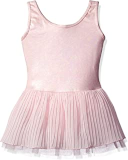 Capezio Girls' Pleated Tank Dress Tutu