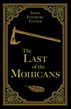 The Last of the Mohicans, James Fennimore Cooper Classic Novel,( Indians, Frontier, Required Literature), Ribbon Page Mark...