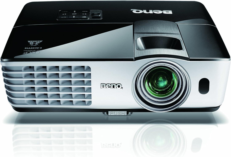 BenQ MX613ST 2800 Sacramento Mall lumen DLP Throw Short Projector Deluxe