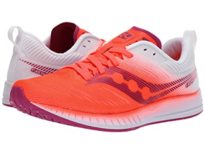Saucony Fastwitch 9 (Vizi Red/White) Women