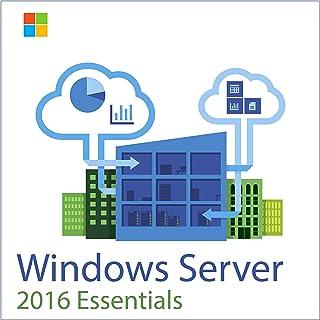 Wíndоws Server 2016 Essentíals 1-2 CPU 64 Bít English