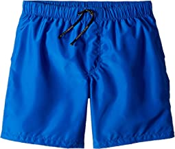 Dolce & Gabbana Kids - Mid Swim Boxer (Big Kids)