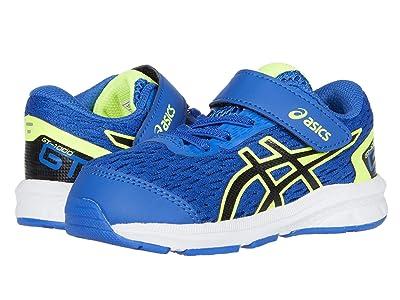 ASICS Kids GT-1000 9 (Toddler) (Directoire Blue/Black) Boys Shoes