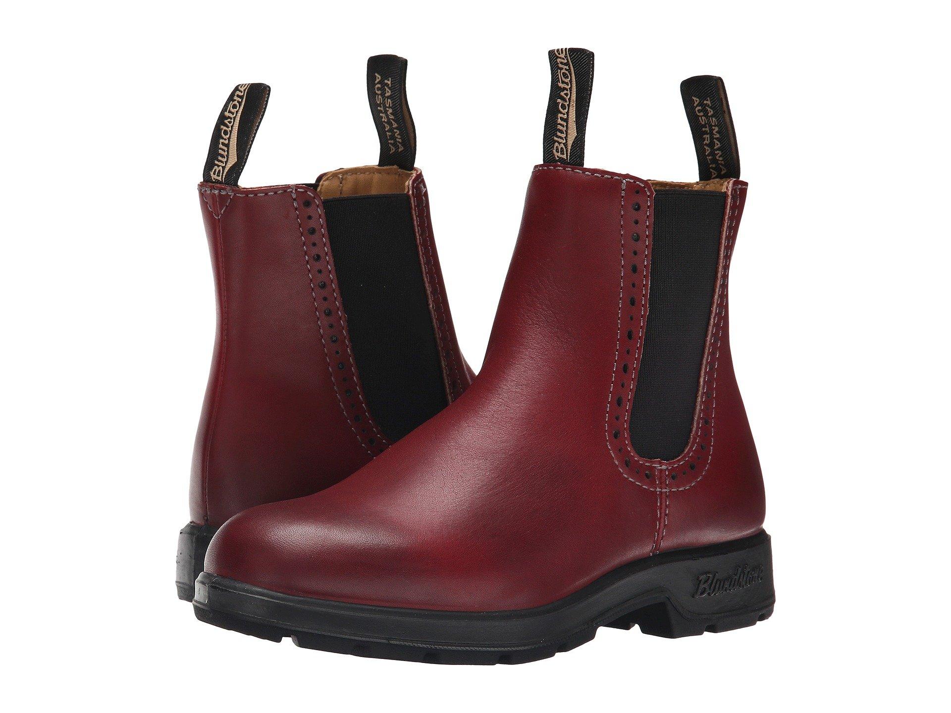 Ys by Yohji Yamamoto Side Gore Heel Boots   niIX6v5T