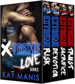 X-Treme Love Series, Books 1-4