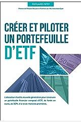Créer et piloter un Portefeuille d'ETF Format Kindle