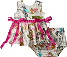 fiveloaves twofish - Fashionista Dress Wild About Paris (Infant)
