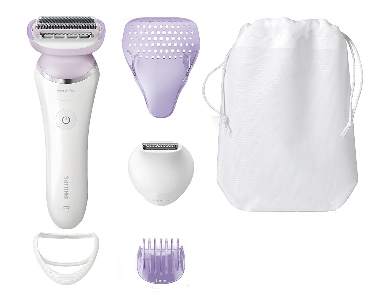 Philips Ranking TOP8 Beauty SatinShave Prestige Shaver Cord Attention brand Women's Electric