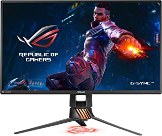 "ASUS ROG Swift PG258Q 24.5"" Gaming Monitor Full HD 1080p 1ms 240Hz DP HDMI Eye Care G-SYNC Esports Brand ASUS"