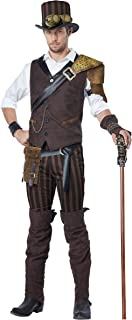 Best steampunk costume male Reviews