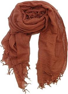 Chan Luu NEW Henna Cashmere and Silk Soft Scarf Shawl Wrap