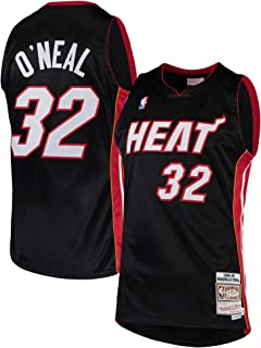 Mitchell & Ness Shaquille O'Neal Miami Heat Swingman Throwback 2005-2006 Replica Jersey