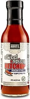 Aubrey D. Sweet & Spicy Ketchup Korean Style, (12 Oz).