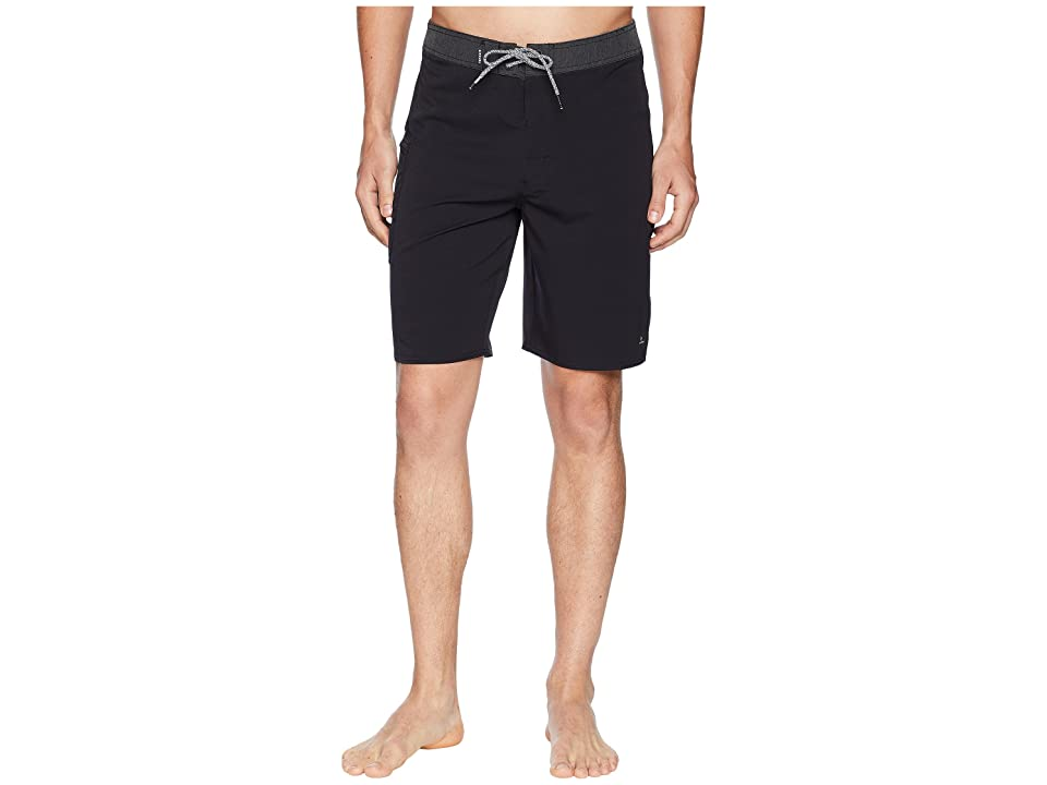 Rip Curl Mirage Core Boardshorts (Black 1) Men
