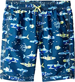 Animal Subs Swim Trunks (Toddler/Little Kids/Big Kids)
