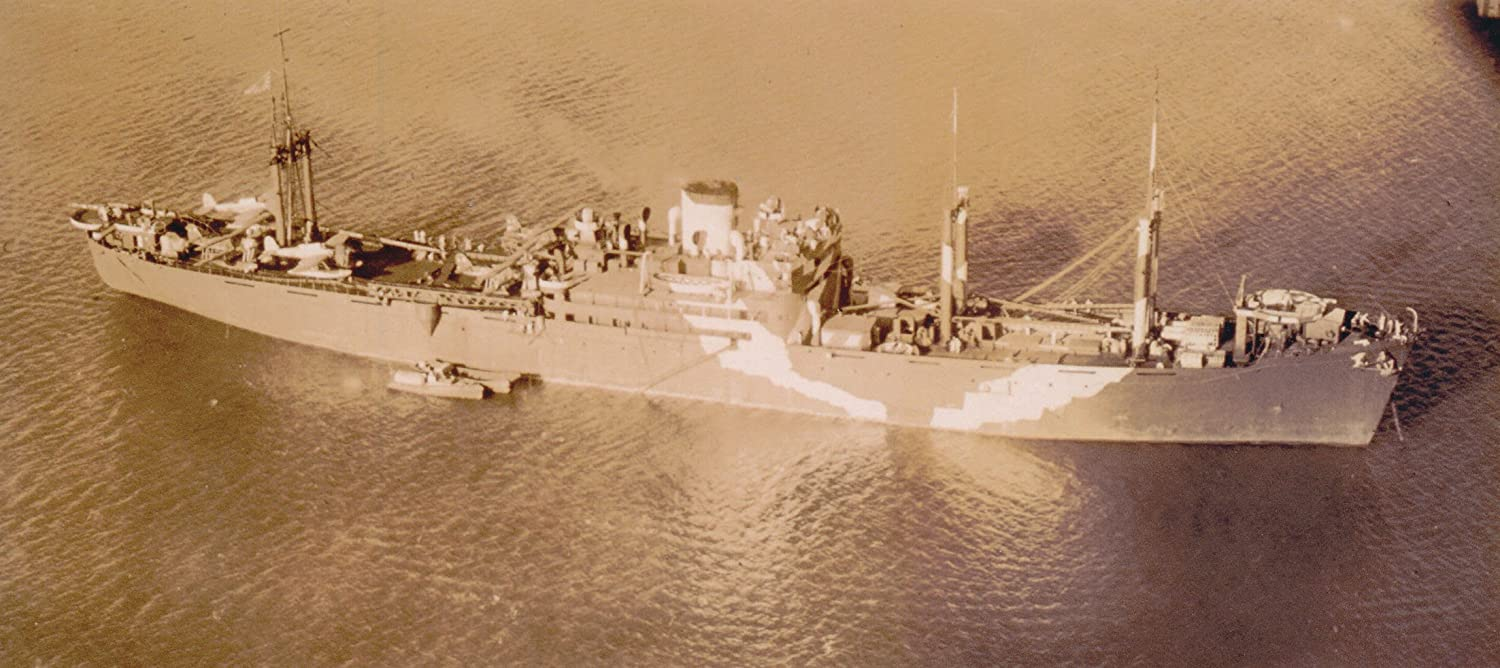 1 700 Water Line Series Special seaplane carrier Kimikawa round SD