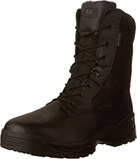 5.11 Tactical Men's ATAC 2.0 Waterproof Military Storm Boots, Slip Resistant Outsole, Style 12004