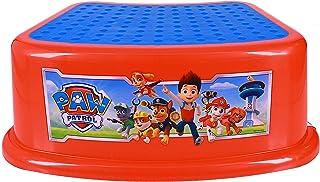 Nickelodeon Paw Patrol Step Stool, Red/Blue