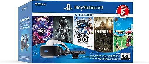 Playstation Vr Bundle Five Game Mega Pack Zvr2 - Ps4