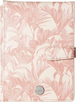 Palm Kimmy Passport Wallet w/ Ticket Flap