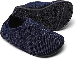 Sosenfer Zapatillas de Estar por casa Zapatillas de Niño Niña Kids Slipper Suela Antideslizante Suave Pantuflas Infantiles...