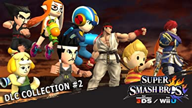 Super Smash Bros. DLC Collection #2 - Wii U [Digital Code]