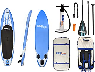 Dunnrite Products Blue and White Stand up Paddle Board …