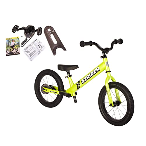 e32c335b2950 Strider - 14X 2-in-1 Balance to Pedal Bike Kit