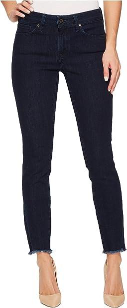 Mavi Jeans - Adriana Mid-Rise Super Skinny Ankle in Rinse Tribeca