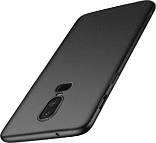 Anccer OnePlus 6 Case [Colorful Series] [Ultra-Thin] [Anti-Drop] Premium Material Slim Fit Cover for OnePlus 6 (Matte Gray)