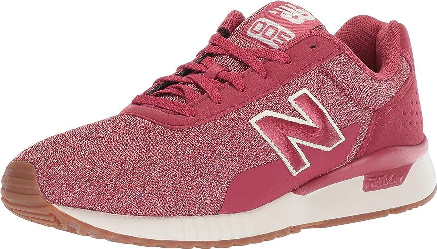 New BalanceNB18-WRL005V2-femmes - 005 V2 Femme, Rose (Earth rouge Sea Salt), 37.5 EU