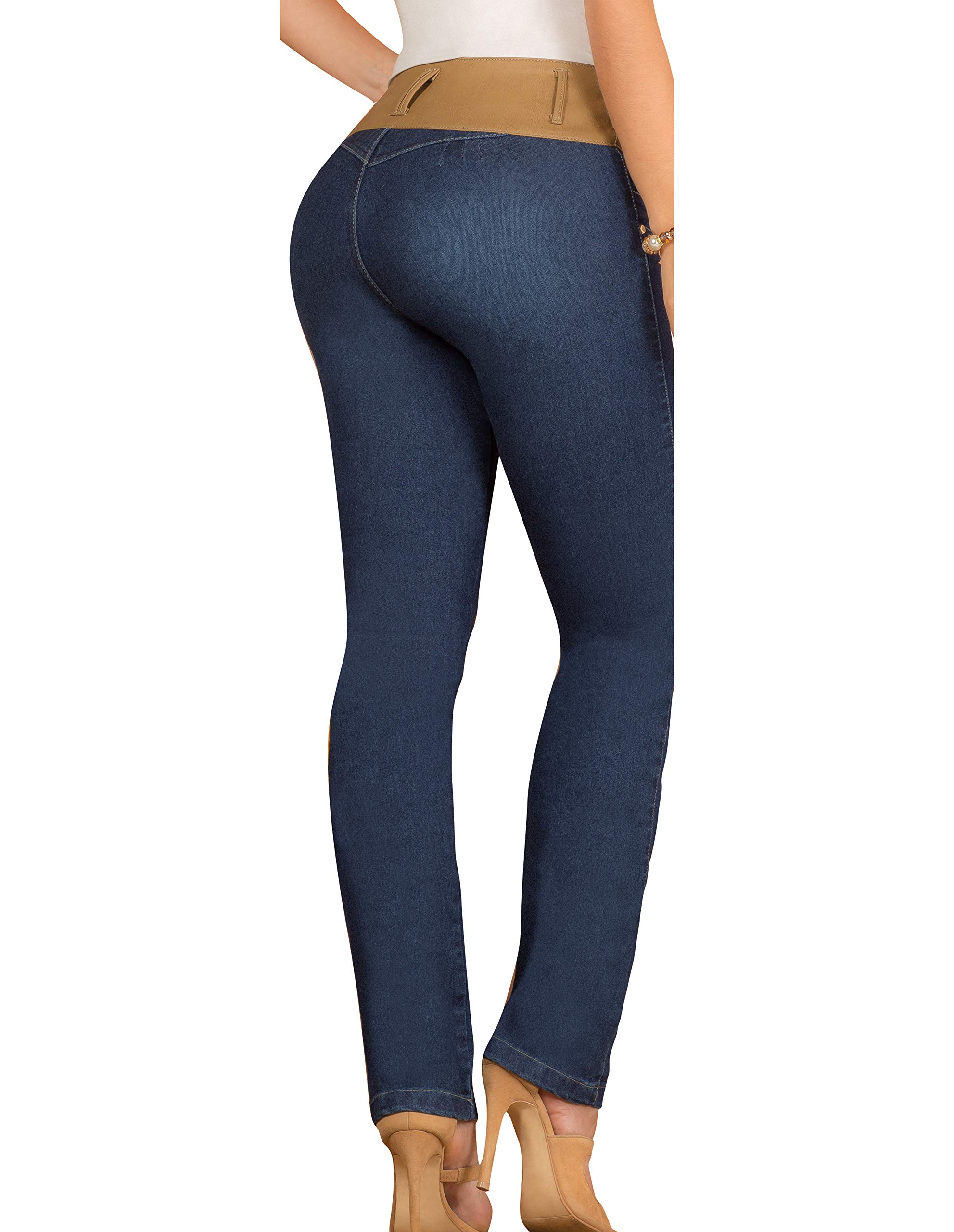 Aranza Pantalones Colombianos Levanta Cola Butt Lifting Colombian Jeans Boot Cut Buy Online In Costa Rica At Costarica Desertcart Com Productid 151254698