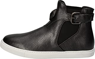 JUST CAVALLI Trainers Womens Leather Grey