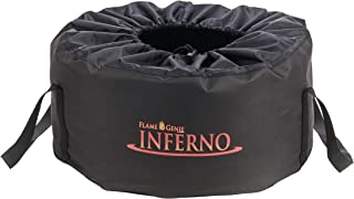 HY-C FG-T19 Flame Genie Fire Pit Tote, For FG-19 or FG-19-SS (21 x 21 x 16 Inches), Black