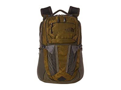 The North Face Recon (Fir Green Camo Print/New Taupe Green) Backpack Bags