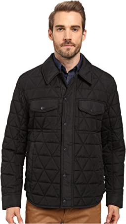 Medford Poly Fill Shirt Jacket