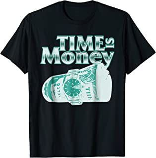 time is money clothing brand