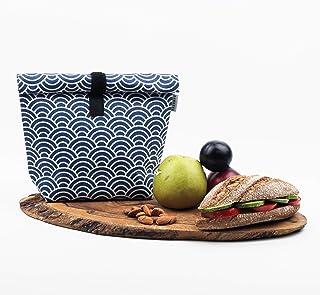 Bolsa reutilizable para comida, merienda, bocadillo, fruta