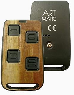 Mando original con 2 botones para puerta autom/ática Nice Era-Inti sustituye: Nice Very VR, ONE, ON1, ON2, FLOR FLO2R-S, FLO1R-S, frecuencia 433,92 MHz
