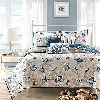 Madison Park Coverlet&Bedspread, King, Blue