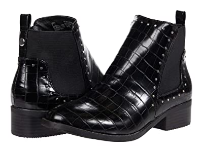 Steve Madden Kids Case (Little Kid/Big Kid) (Black) Girls Shoes