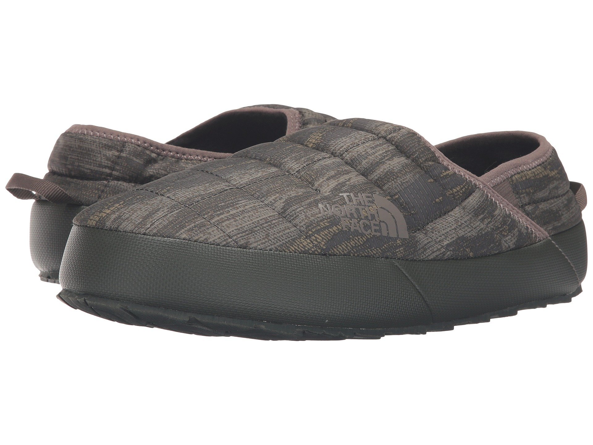 Calzado Sin Talon para Hombre The North Face ThermoBall Traction Mule II  + The North Face en VeoyCompro.net