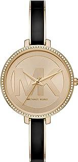 Michael Kors Women's Jaryn Quartz Watch with Stainless Steel Strap, Gold, 8 (Model: MK4544)