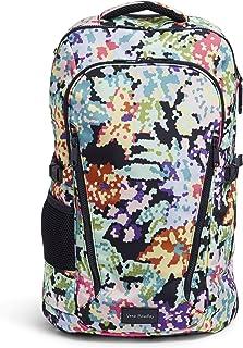 Vera Bradley Women's Recycled Lighten Up Reactive Lay Flat Travel Backpack Bag