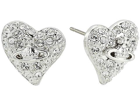 Vivienne Westwood Tiny Diamante Earrings